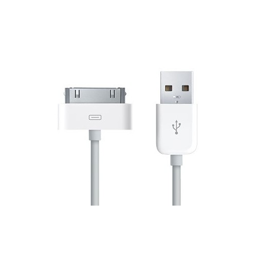 Cable de recharge USB iphone 3gs / 4 / 4S