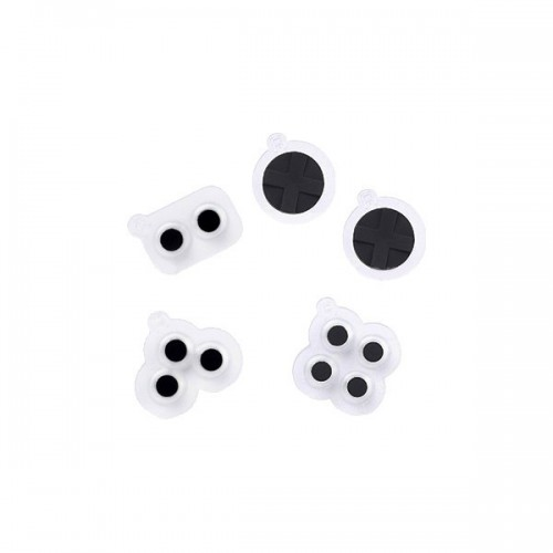 Set Boutons Gamer iPhone - iPod - iPad