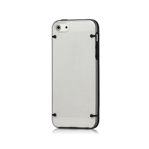 Coque Newton iPhone 4 / 4s Noir