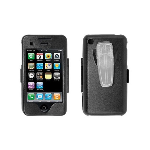Coque aluminium - iPhone 3Gs