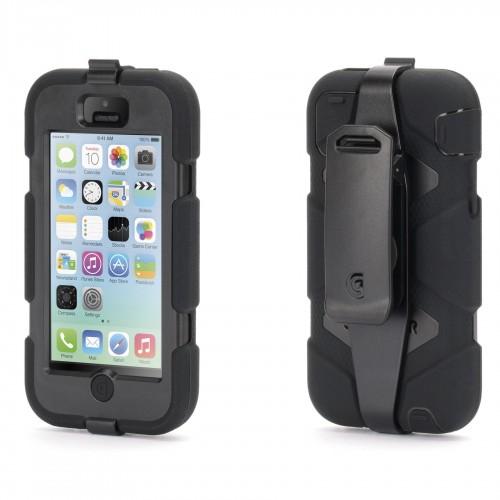 Coque Survivor anti-choc iPhone