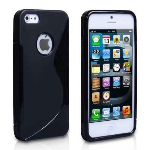 Coque S-Line iPhone - Noir