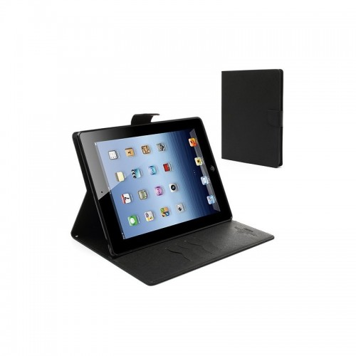 Coque porte-feuille MERCURY pour iPad