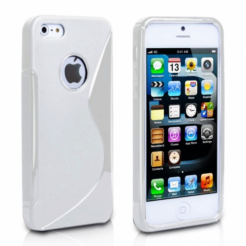 Coque S-Line iPhone - Transparent