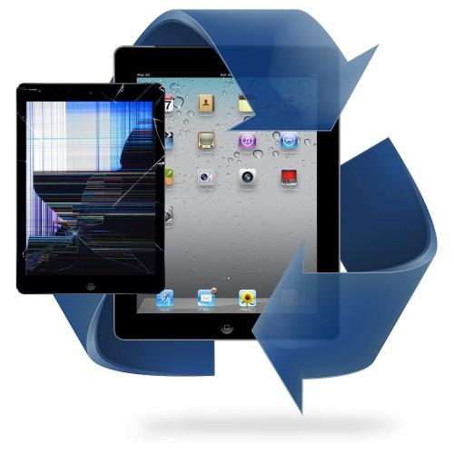 Remplacement écran LCD iPad 2 / 3 / 4