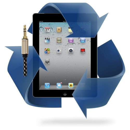 Remplacement prise jack - bouton volume iPad 2 / New iPad
