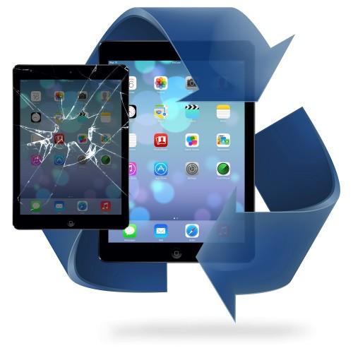 Remplacement écran tactile iPad Mini