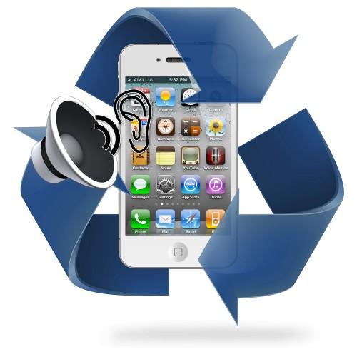 Remplacement écouteur oreille interne iPhone 4 / 4S