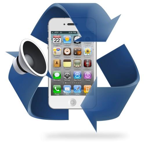 Remplacement haut parleur iPhone 4 / 4S