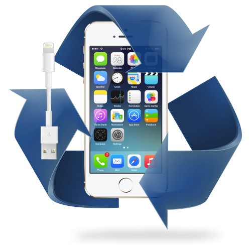Remplacement prise charge iPhone 5 / 5S / 5C