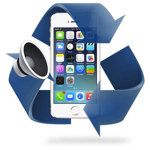 Remplacement haut parleur iPhone 5 / 5S / 5C