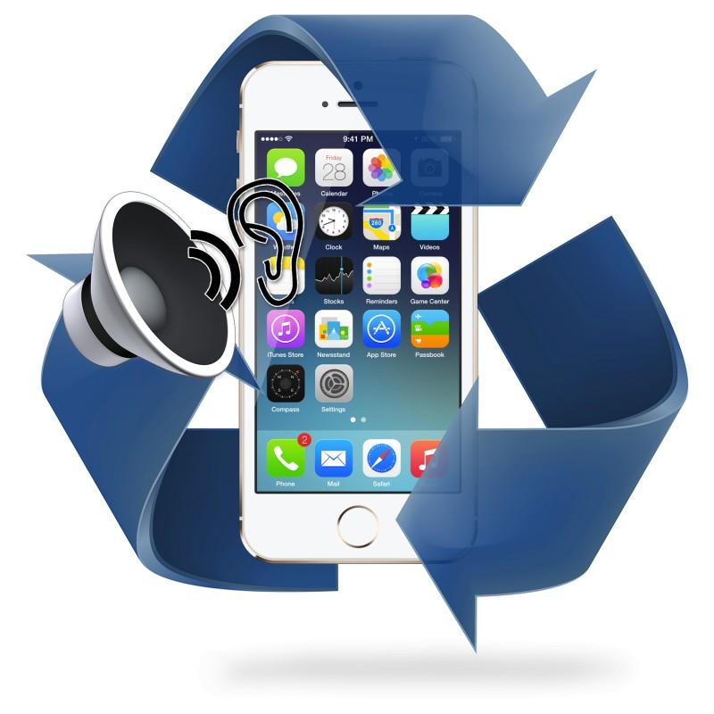 Remplacement écouteur interne iPhone 5