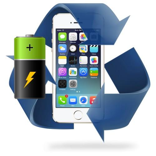 Remplacement batterie iPhone 5 / 5S / 5C