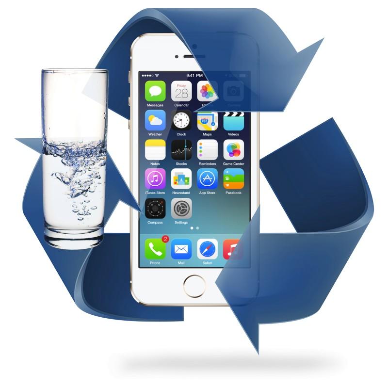 Désoxydation iPhone 5