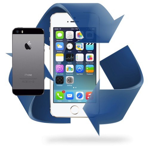 Remplacement Chassis Iphone 5 / 5C / 5S / 5SE