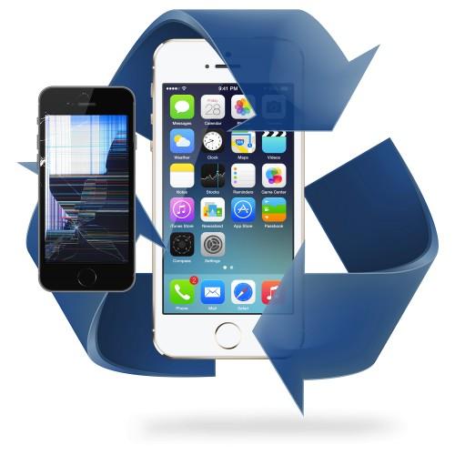 Remplacement écran LCD iPhone 5 / 5C / 5S / 5SE