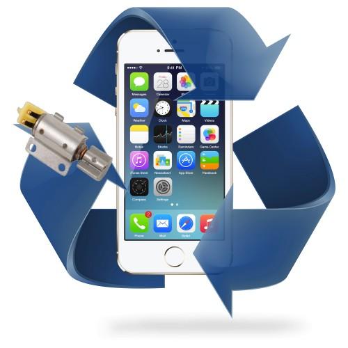 Remplacement vibreur iPhone 5 / 5C / 5S / SE