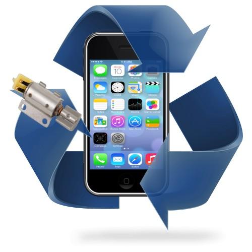 Remplacement vibreur iPhone 3GS