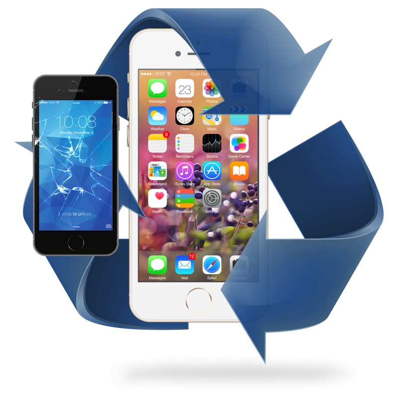 Remplacement Vitre tactile iPhone 6 / 6 Plus
