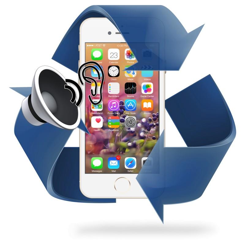 Remplacement haut parleur iPhone 6 / 6 Plus