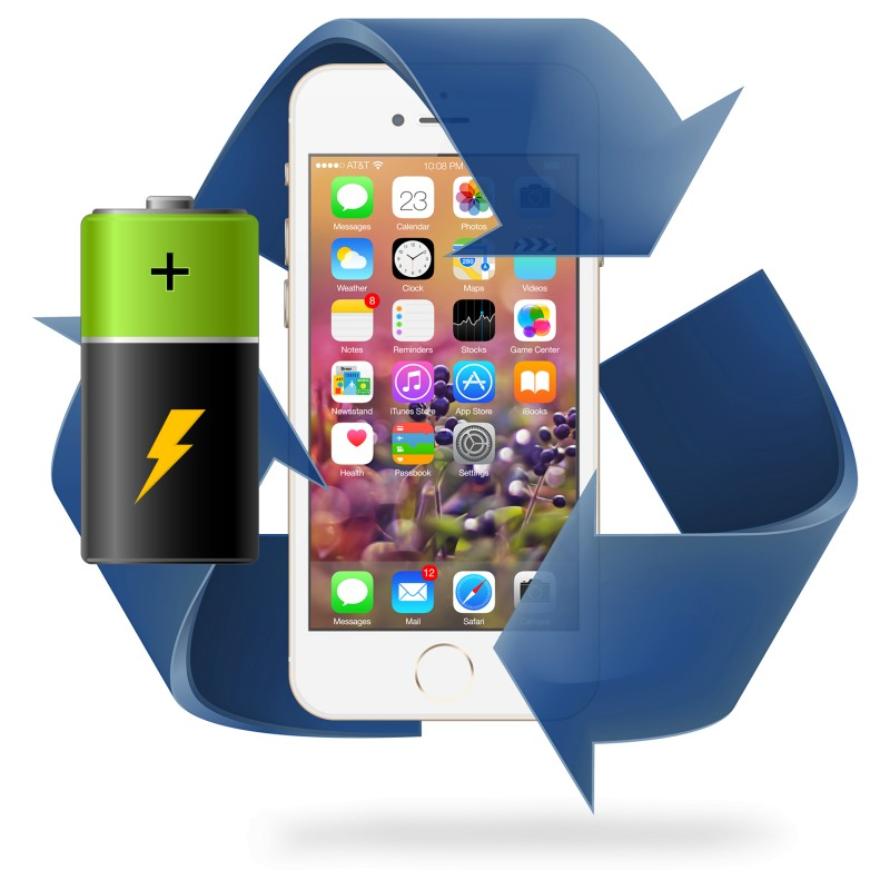 Remplacement batterie iPhone 6 / 6 Plus