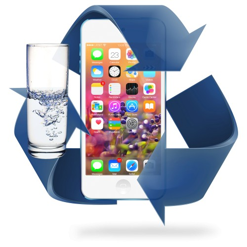 Désoxydation iPod Touch 4