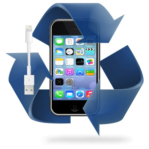 Remplacement prise charge iPhone 4 / 4S