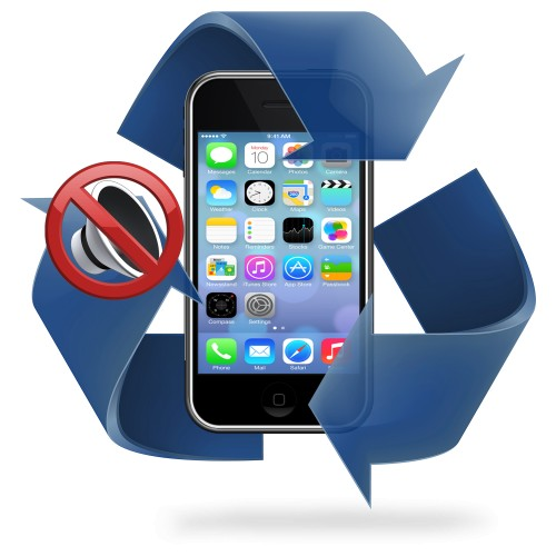 Remplacement bouton mute iPhone 4 / 4S