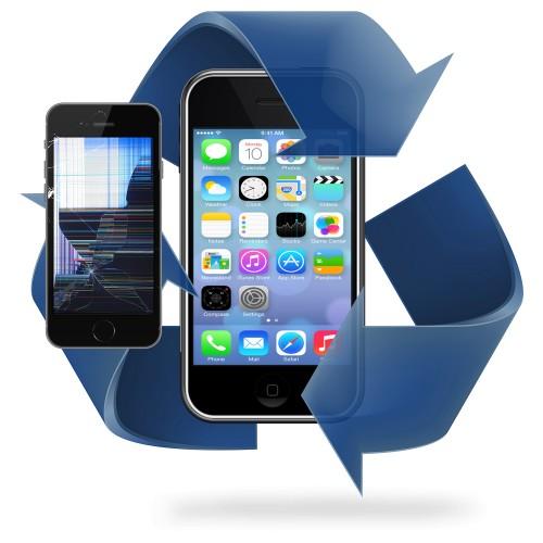 Remplacement écran LCD iPhone 4 / 4S