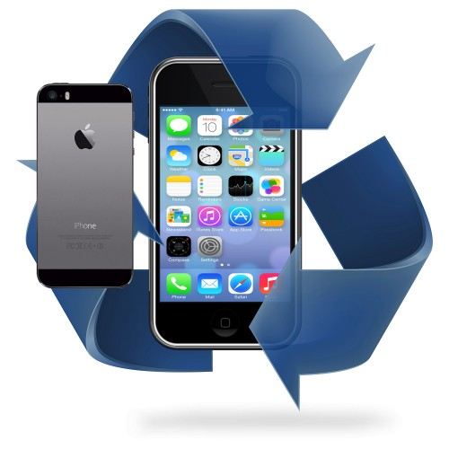 Remplacement Chassis Iphone 5 / 5C / 5S