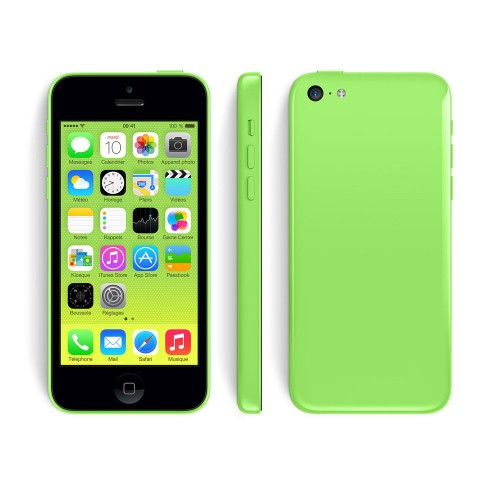 iPhone 5C Vert 32Go Reconditionné a neuf