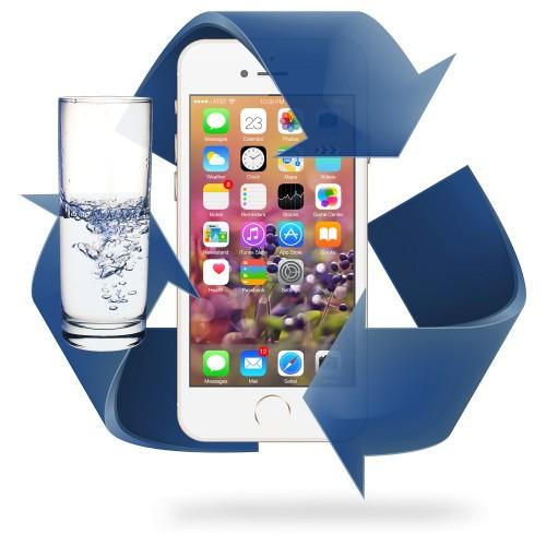 Désoxydation iPhone 7 / 7 Plus