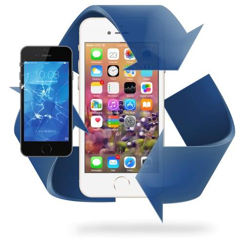 Remplacement Vitre tactile iPhone 8 / 8 Plus