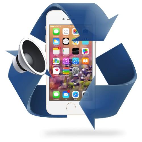 Remplacement haut parleur externe iPhone 8 / 8 Plus