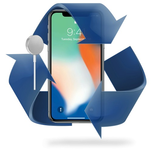 Remplacement charge induction iPhone X / XS / XS MAX / XR
