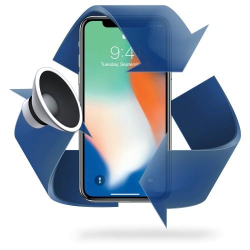 Remplacement haut parleur iPhone x