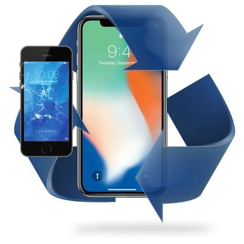 Remplacement Vitre tactile iPhone x