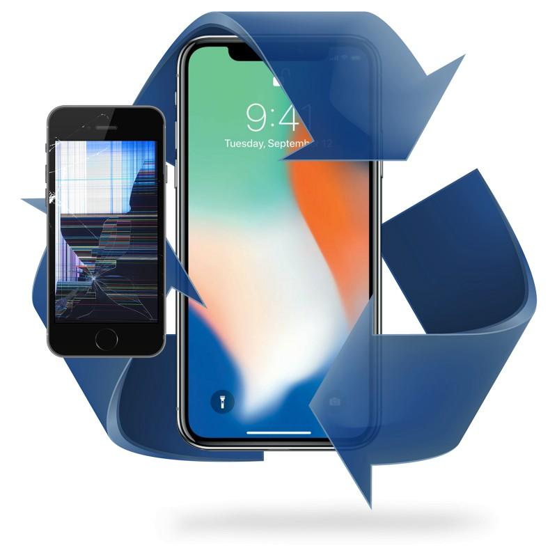 Remplacement écran LCD iPhone X