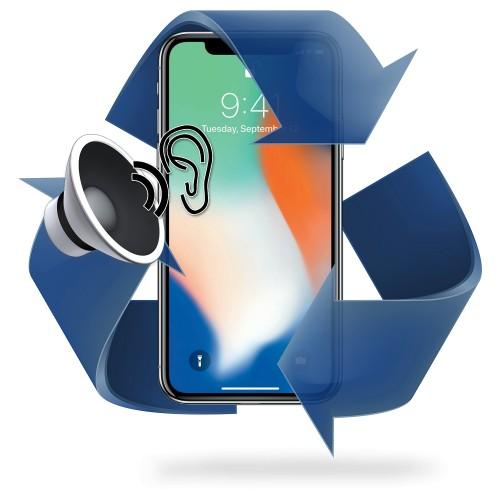 Remplacement écouteur interne iPhone X