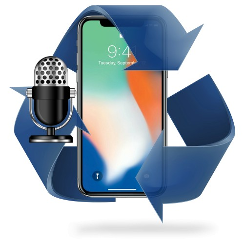 Remplacement micro iPhone X