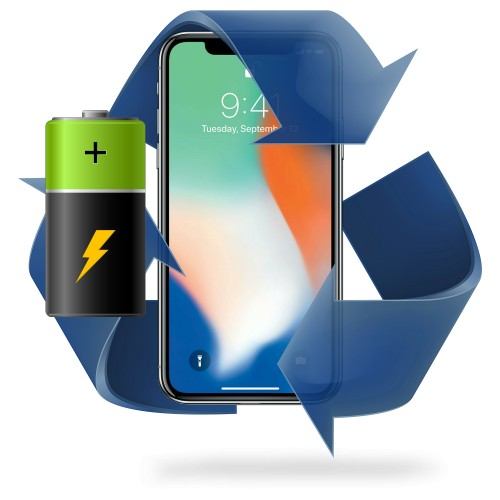 Remplacement batterie iPhone X / XS / XS MAX / XR