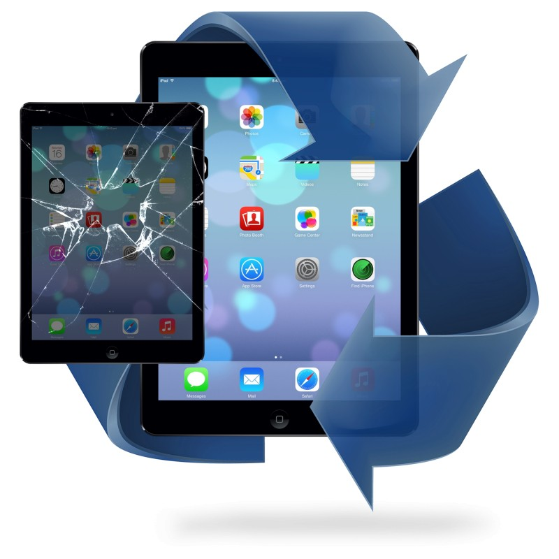 Remplacement écran tactile iPad 5 / iPad 6