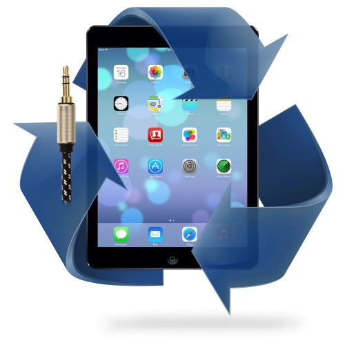 Remplacement prise jack - bouton volume iPad 5 / iPad 6