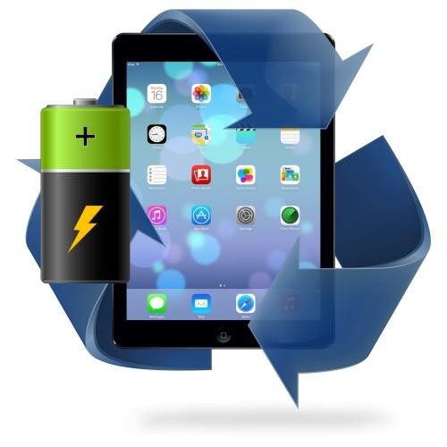 Remplacement batterie iPad 5 / iPad 6 / iPad 7
