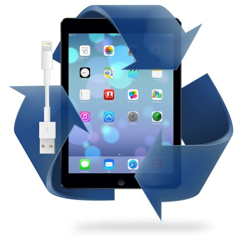 Remplacement prise charge iPad 5 / iPad 6