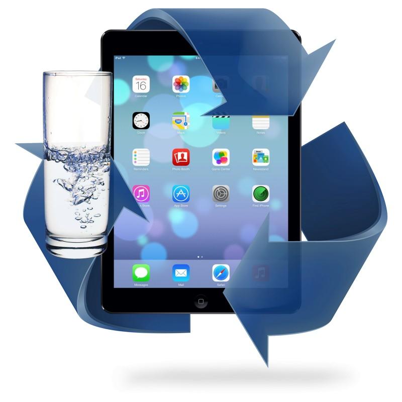 Désoxydation iPad pro