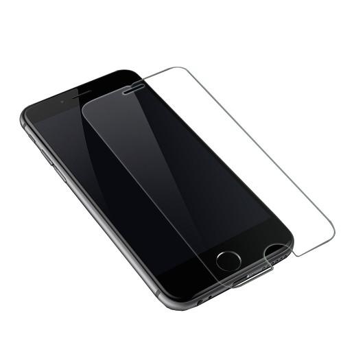 Film écran en verre trempé simple - iPhone 6 / 6S / Plus