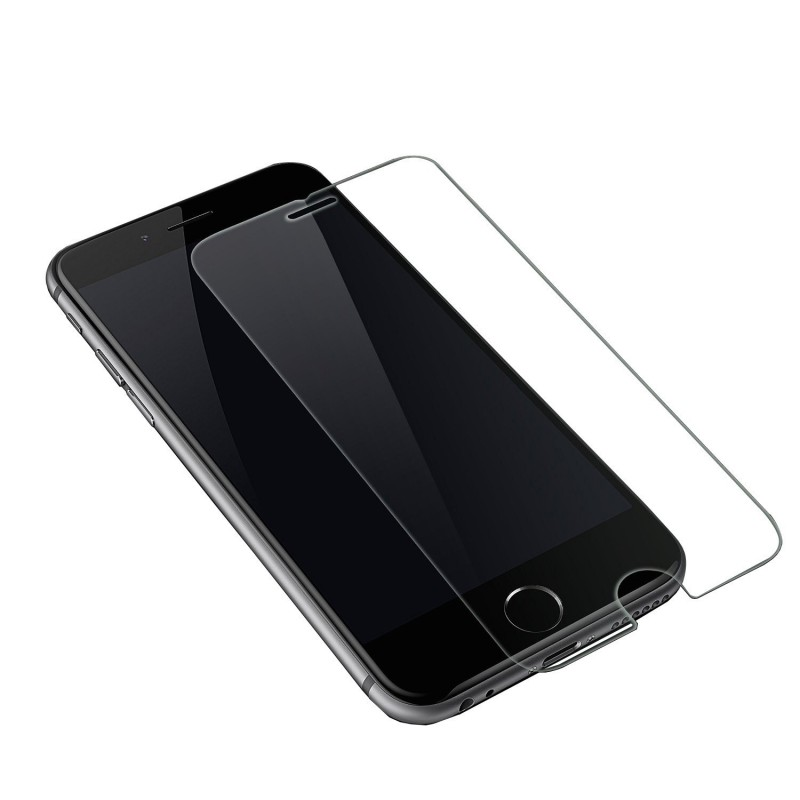 Film écran en verre trempé simple - iPhone 7 / 7Plus