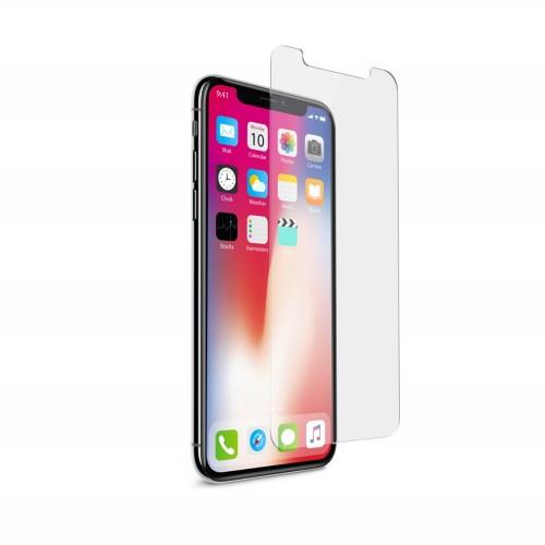 Film écran en verre trempé pour iPhone X / XS / XR / XS Max