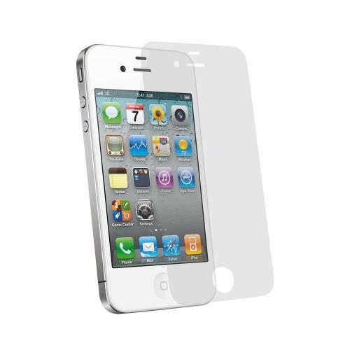 Film écran en verre trempé - iPhone 4/4S